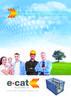 E-Cat Brochure